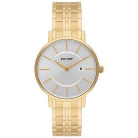 Relógio Orient Mgss1091 C1kx Dourado Masculino - Refinado