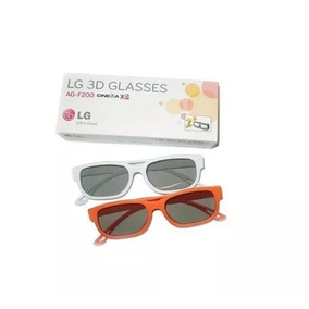 Par De Óculos Lg 3d Glasses Ag-f200 , Passivo Polarizado!