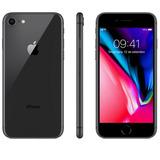 iPhone 8 Cinza Espacial 64gb, Anatel, Tela 4,7, Lacrado