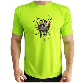Camisetas De Supernatural De Polyester Personalizada &&