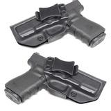 Coldre Kydex Glock G19 , G23 , G25 Velado Queima Estoque
