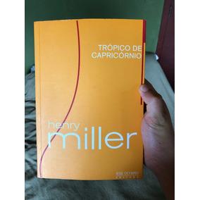Livro Trópico De Capricórnio Henry Miller