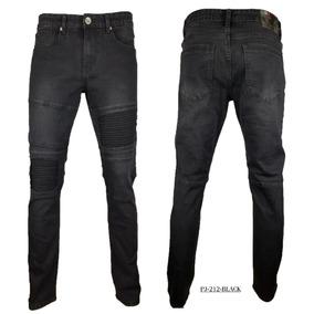Pantalon Caballero Mezclilla Marca Pavini Pj212 Negro 08f0dce8ac9bb