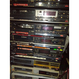 Vendo Un Lote De Betamax Marca Sony