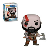 Figura Funko Pop Games God Of War- Kratos 269