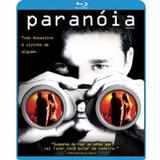 Paranóia Blu Ray Seminovo