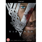 Vikings Vikingos Dvd Todas Las Temporadas Full Hd