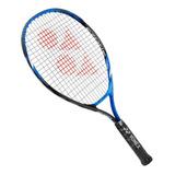 Raquete De Tênis Infantil Yonex Ezone 23 Preta E Azul