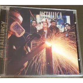 cd metallica metallurgy