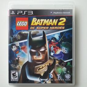 Lego Batman 2 Dc Super Heroes Ps3 M Física Original Ótimo
