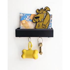 Porta Llaves Magnético Y Organizador Pared Key Chapa Objetos