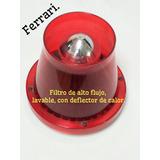 Filtro De Alto Flujo Con Deflector De Calor.