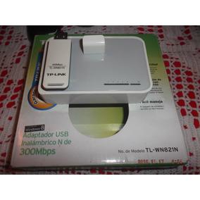 Adaptador Usb 300mbps, Y Switch Tp-link 5 Puertos Tl-sf1005d