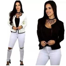 Blazer Jacquardmetalasse Jaquetinha Feminino Promoção