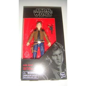 Star Wars The Black Series Han Solo #62