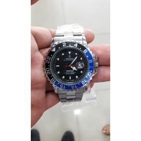 Reloj Rolex Bi Color Blue Black