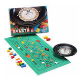 Ruleta Club Juego De Ruleta Original Ruibal Mundo Manias
