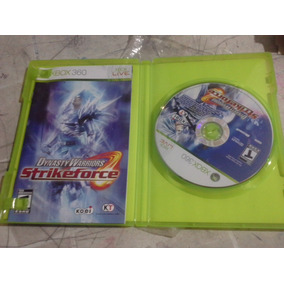 Dynasty Warriors Strikeforce Completo Para Xbox 360