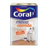 Massa Corrida - 27kg - Coral