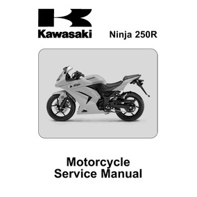 NINJA 250R SERVICE MANUAL PDF