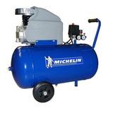Compresor Michelin 50 Lts 2 Hp Monofásico Mb 50