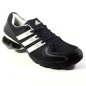 Tênis adidas Komet Masculino Preto E Branco - Original
