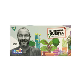 Kit Mi Primera Huerta - Diego Ruete