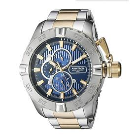 Reloj Armitron Caballero Oversize 52mm Fechador 20/5199nvtt