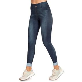 Calça Legging Fusô Jeans Life Time Live · R  179 90 246f3305b2b03