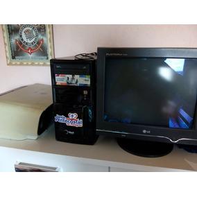 Monitor E Cpu Funcionando