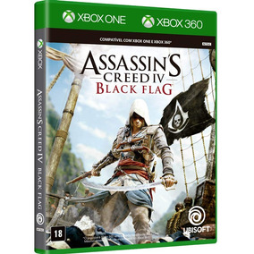 Assassins Creed Iv Black Flag - Xbox One & Xbox 360