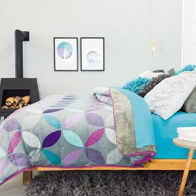 Cobertor Invernal King / Queen Size Génova Gris Vianney