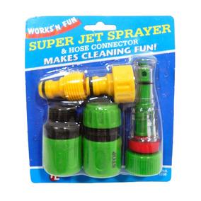 Kit Terminal De Riego Jet Sprayer