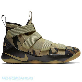 Nike Lebron Soldier Xi 11 Camo Envio Inmediato