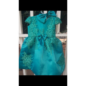 Vestido Elegante Para Fiesta De Niñas