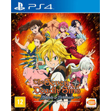 The Seven Deadly Sins: Knigths Of Britannia - Ps4 (físico)