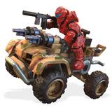 Mattel Building Kit Mega Construx Halo Unsc Woodland Gungoo