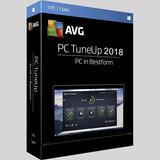 Avg Pc Tuneup 2018 Original Licencia Permanente No Caduca