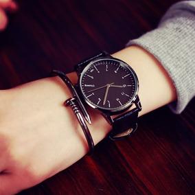 Reloj Quartz Ejecutivo Yazole Acero Inoxidable. 1 vendido - Lima · Reloj  Ulzzang Quartz Analogico Unisex Hombre Mujer Negro 0abfd6a9215a