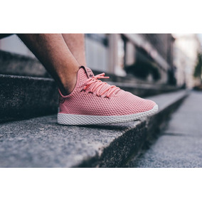 Tenis adidas Pharrell Williams Hu J Hombre No. By8715