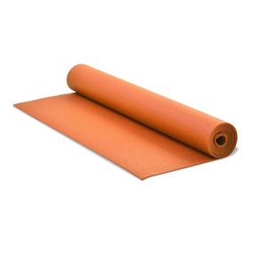Tapete De Yoga / Yoga Mat 3mm Bodyfit Bf-spyop03-nar Naranja