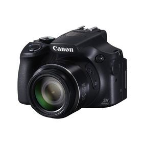 Câmera Digital Canon Sx60hs 16mp, Filma Em Full Hd, Wi-fi E
