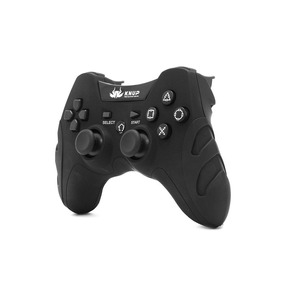Controle Pc Wireless Joystick Ps3 Ps2 Knup Kp4032 Preto 220
