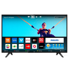 Smart Tv Led 43 Philips Full Hd Wi-fi, Conversor Digital