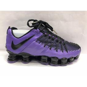 e5df869733e Tenis Nike 4 Molas Roxo Masculino Adidas - Nike para Masculino no ...
