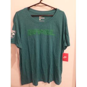 a7570a3df5 Nike Algodao Verde - Camisetas e Blusas no Mercado Livre Brasil