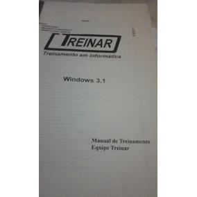 Apostila Windows 3. 1
