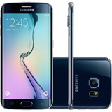 Samsung Galaxy S6 Edge 64gb 4g 16mp - Preto (vitrine)