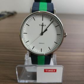 Relógio Timex Weekender - Novo, Na Caixa