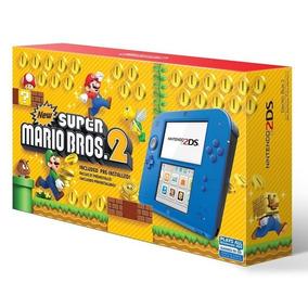 Nintendo 2ds Bundle Versão Personalizada Com 1 Jogo